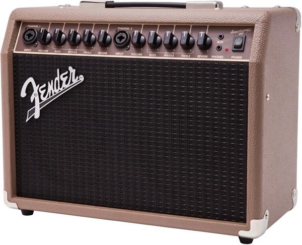 Fender Acoustasonic 40 review