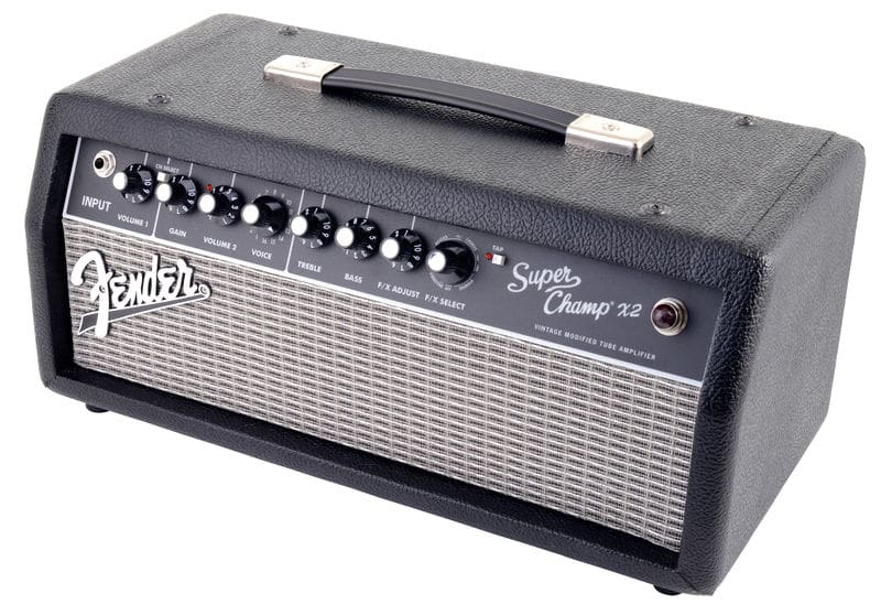 Fender Super Champ X2 15-Watt Guitar Amp Head review