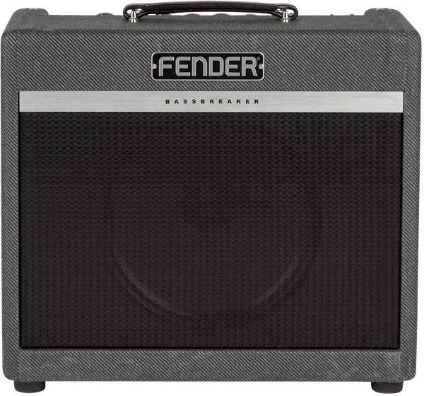 Fender Bassbreaker 15 Combo review