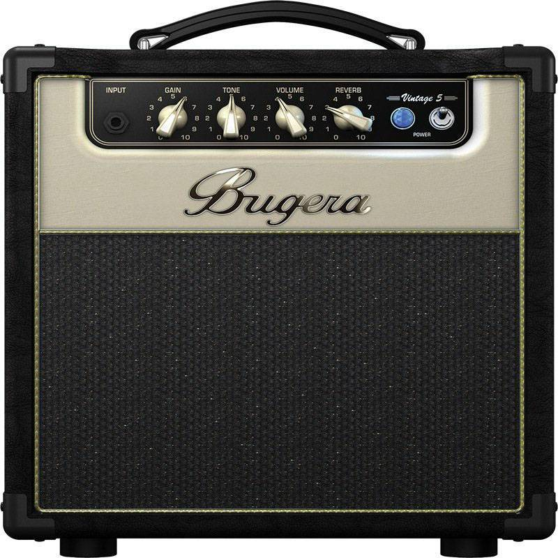 BUGERA V5 5-Watt Class Amplifier review