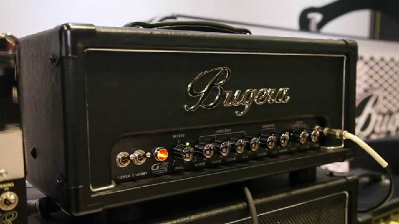 BUGERA G5 5-Watt Class Amplifier Head with Infinium Tube review