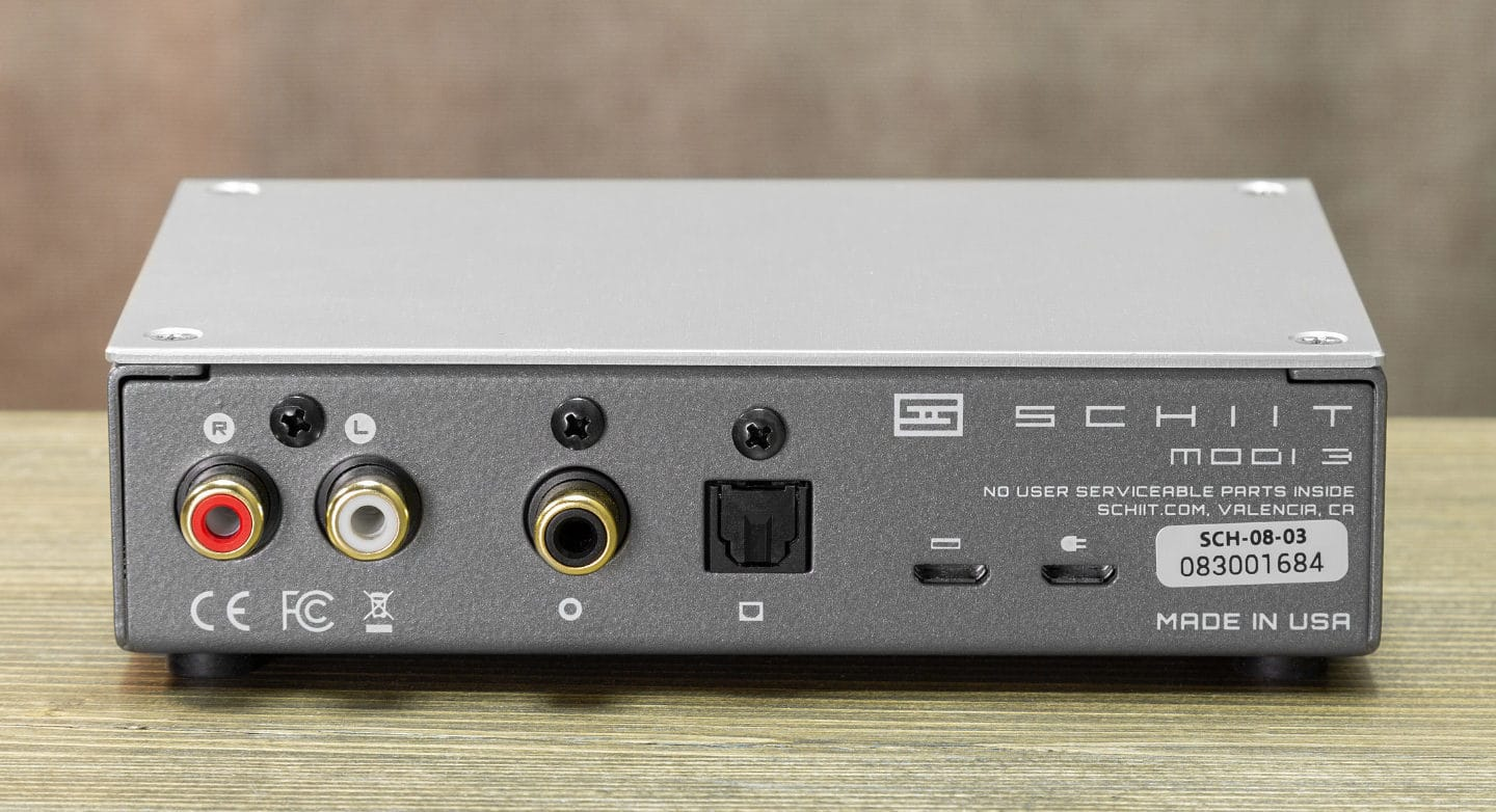 Schiit Modi 3 review