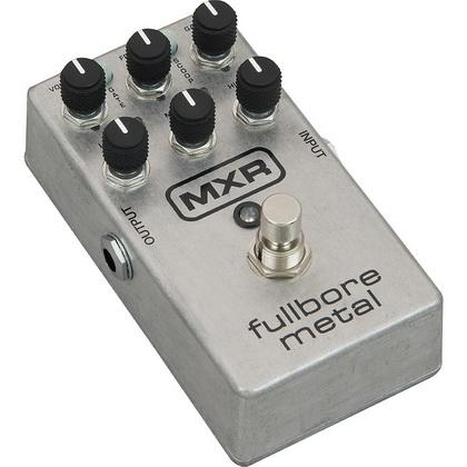 MXR M116 Fullbore Metal Distortion Pedal review