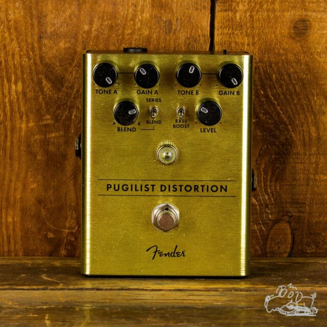 Fender Pugilist Distortion review