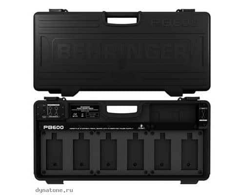 Behringer Pedal Board PB600 review