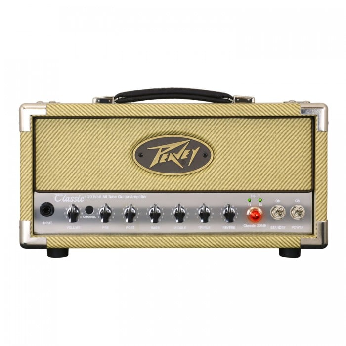 Peavey Classic 20 Mini Amp Head review
