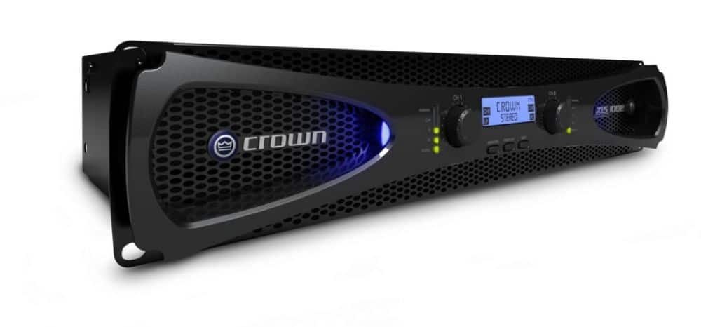 Crown XLS1002 Two-channel review