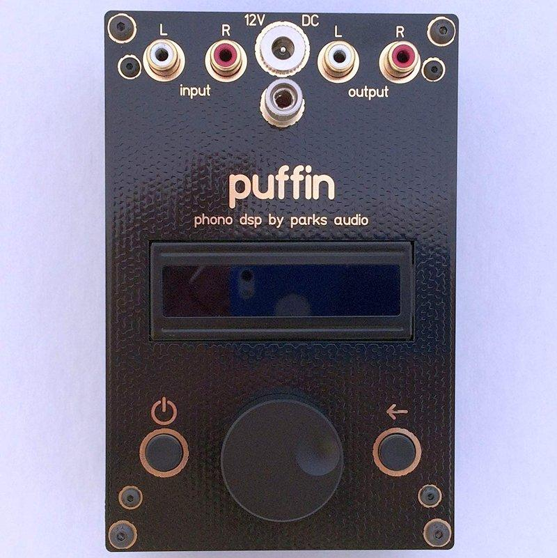 Puffn DSP Phono by Parks Audio